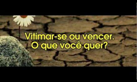 Sua Escolha – Vídeo produzido com texto de coautoria do Espírito ANACLETO.
