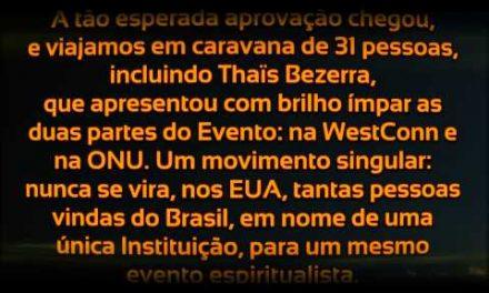 ONU, Benjamin Teixeira de Aguiar e TB.