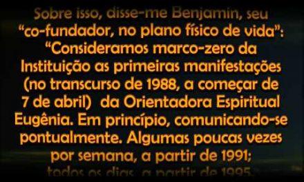 Olivia Williams, atriz britânica, tem, segundo o médium Benjamin Teixeira de Aguiar…
