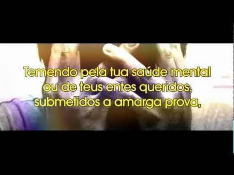 Tormento da Alma – Vídeo produzido com texto de coautoria do Espírito Eustáquio.