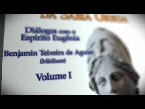 """Vinheta para o Lançamento do Livro """"Respostas Modernas da Sábia Grega – Diálogos com o Espírito Eugênia (Volume I)."""" (FullHD)"""