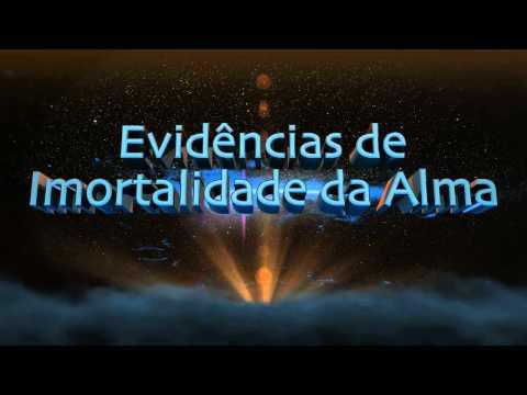 Vinheta da Sessão de Evidências de Imortalidade da Alma.