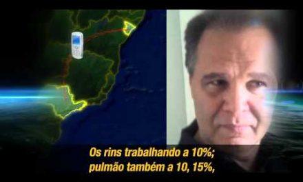 """""""Uma Quase Ressurreição"""" – Chamada para o Evento """"Maria Cristo 2011"""" – 02. (HD)"""