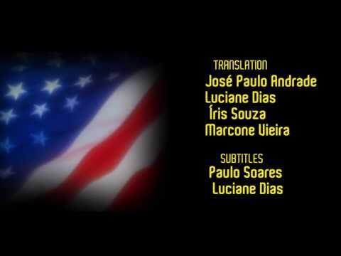 """Créditos do DVD da """"Glória de Maria Santíssima"""", Intitulado: """"What's Happening in Aracaju?"""" (legendado para o Inglês, em HD)"""