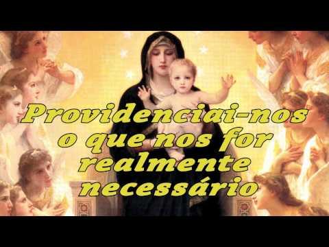 Mãe Nossa (ilustração em vídeo) – Versão da Oração Dominical Flexionada ao Feminino, em Culto à Face Maternal de Deus, de Autoria da Mestra Espiritual Eugênia, psicografia de Benjamin de Aguiar.