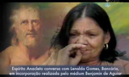 Impressionante Prova da Imortalidade da Alma – Testemunho de Lenalda Gomes, Bancária.