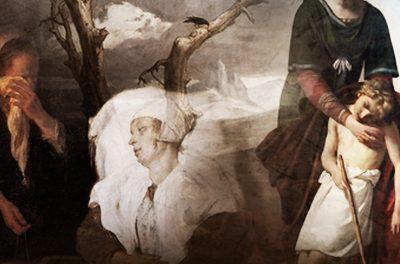 A desgraça inevitável dos(as) inimigos(as) das Obras Divinas (banners)