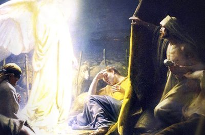 Viabilização das Obras de Deus no mundo material.