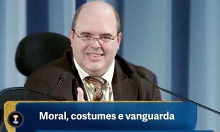 Moral, costumes e vanguarda