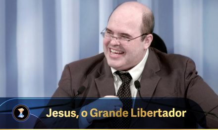 Jesus, o Grande Libertador