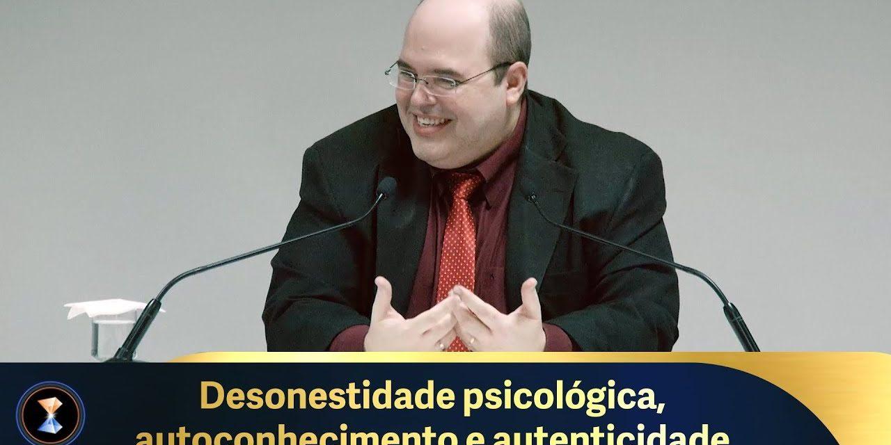 Desonestidade psicológica, autoconhecimento e autenticidade
