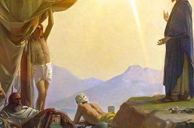 Jesus e a priorização do essencial.