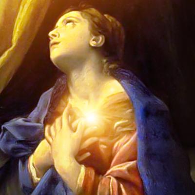 Corações voltados para o bem e salvação da humanidade terrena.