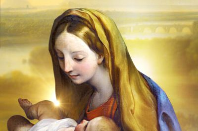 MARIA Santíssima fala sobre o Natal