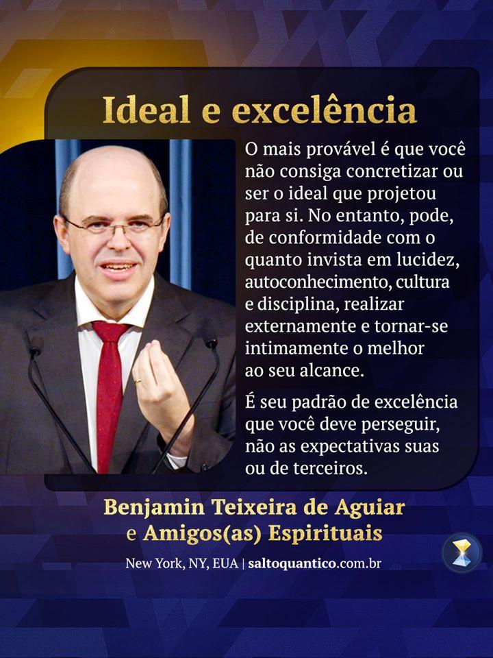 Ideal e excelência