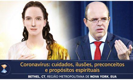 Coronavírus: cuidados, ilusões, preconceitos e propósitos espirituais