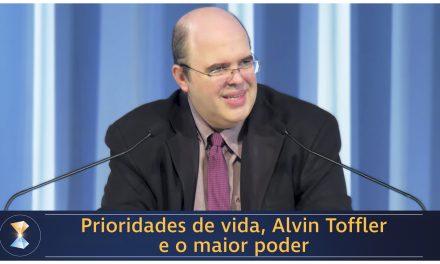 Prioridades de vida, Alvin Toffler e o maior poder