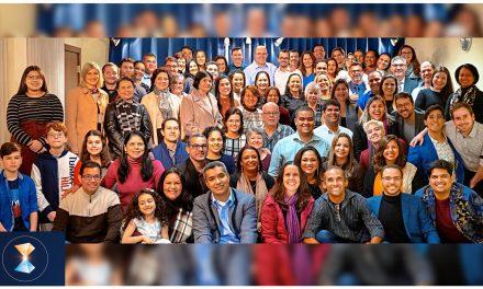"""Conferênciaespecialmentetocante de Benjamin Teixeira de Aguiar, na celebração do """"Thanksgiving"""" do ISQ,em homenagem a """"Maria Cristo"""""""
