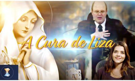 """""""A Cura de Liza""""completatrês anos"""