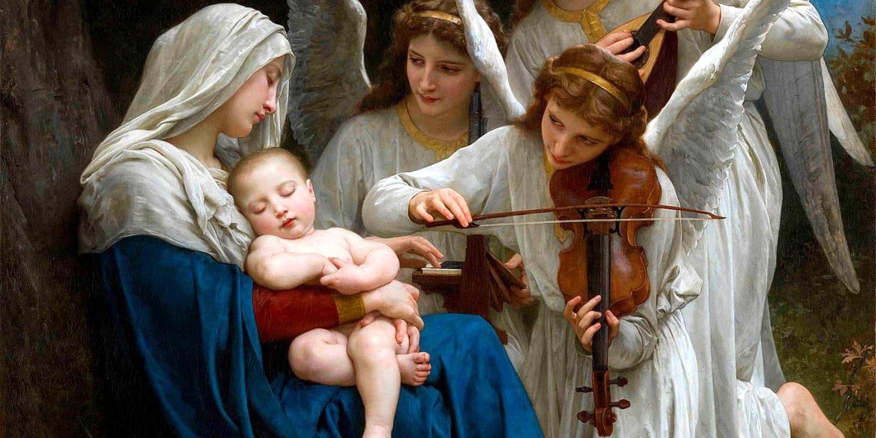 """""""Maria Cristo"""" e a Maternidade Divina"""