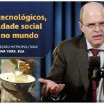 Avanços tecnológicos, desigualdade social e fome no mundo