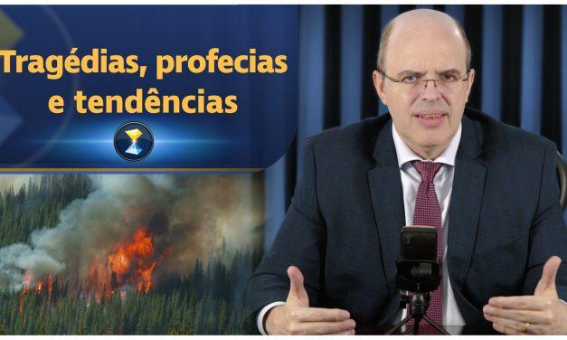 Tragédias, profecias e tendências