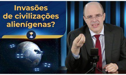 Invasões de civilizações alienígenas?