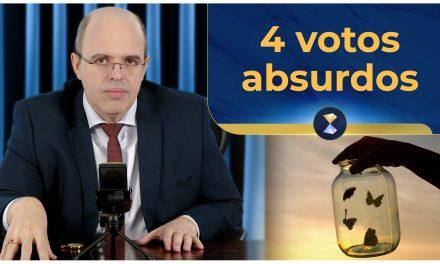 4 votos absurdos