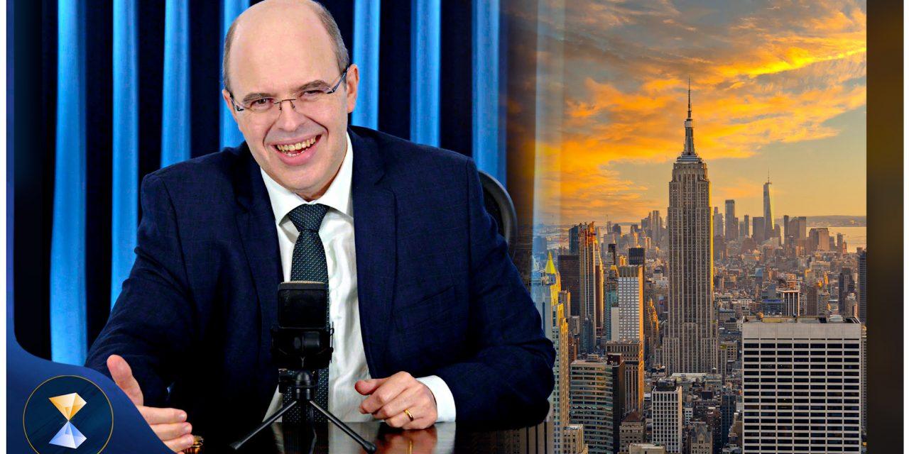 Benjamin Teixeira de Aguiar transferirá residência para o estado de Nova York