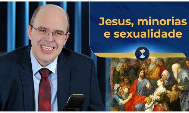 Jesus, minorias e sexualidade