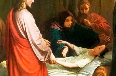 Visita de Jesus