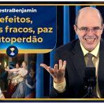 Palestras de Benjamin Teixeira de Aguiar: a cada domingo, um assombro!
