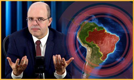 Urgência nacional – potências estrangeiras podem invadir o Brasil, se a crise sanitária piorar!