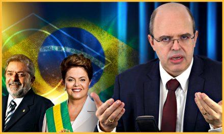 Gênio de Lula, distinção de Dilma Rousseff, coragem de Felipe Neto e o Apocalipse iminente no Brasil
