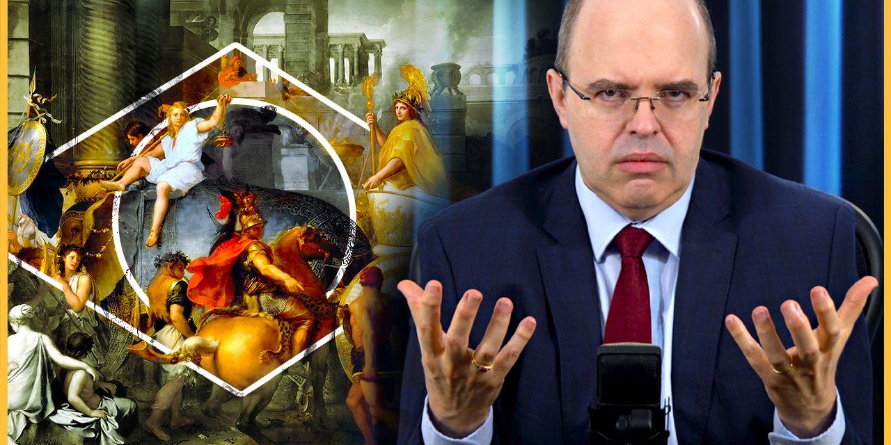 Religiosos do mal, ateus do bem e psicopatas do poder, na maior tragédia da história brasileira