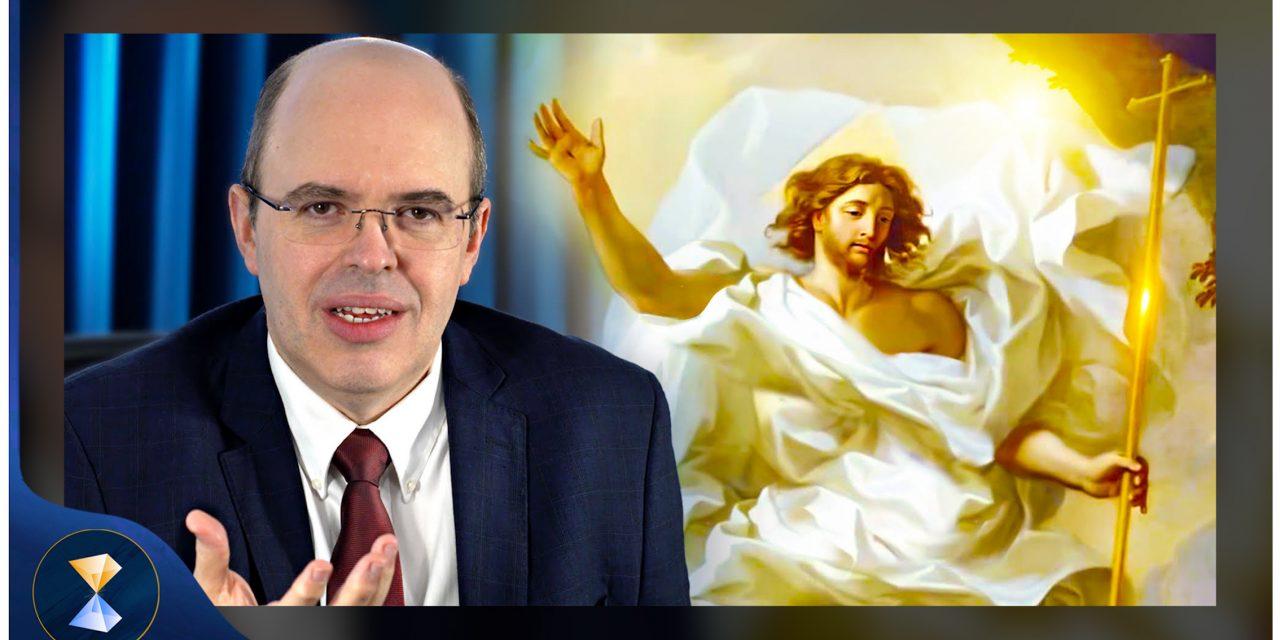 Espiritualidade fala sobre a Ressurreição de Jesus, pela mediunidade de Benjamin Teixeira de Aguiar