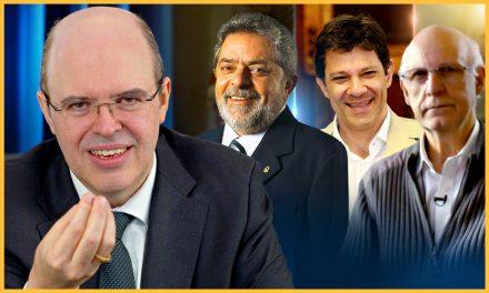 Lula, Haddad e Júlio Lancellotti – genialidade e virtude são inatas, embora possam ser buriladas