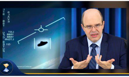 Artigo instigante sobre OVNIs é publicado por Benjamin Teixeira de Aguiar em sua fanpage