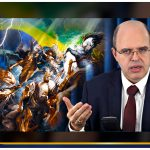 Lucidez em defesa da democracia marca palestra histórica de Benjamin Teixeira de Aguiar