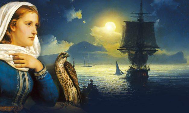 A águia e a Lua