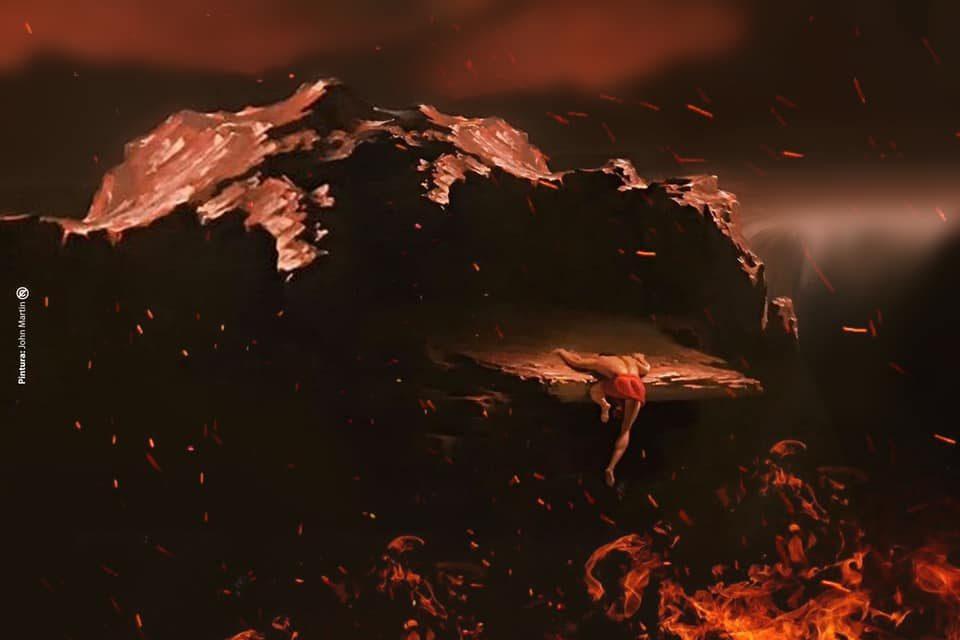 O bizarro mas cíclico evento dos(as) que se lançam no precipício em chamas…