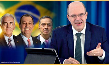 Senadores(as) da CPI, ministros(as) do STF, jornalistas, influenciadores(as) e populares do bem