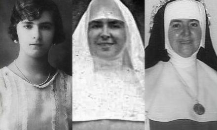 35 anos de primeiro contato com o Espírito Irmã Brígida