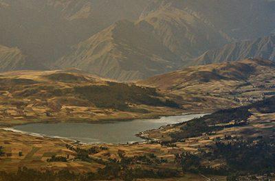 Vales e montanhas evolutivas