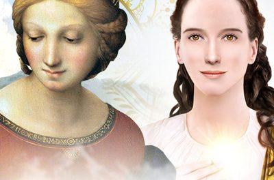 Frases mântricas propostas por Nossa Senhora (banner)