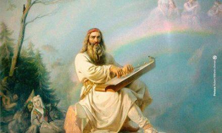 A chocante Ira Sagrada de São Pedro, o primeiro Embaixador de Jesus, decretando a morte imediata de duas pessoas