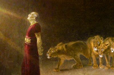Anjos e leões