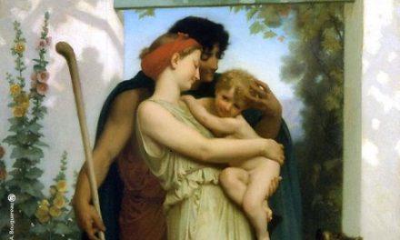 Fertilidade e felicidade, em momentos de grandes dificuldades