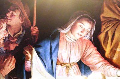 Estábulo e Noite, no Nascimento de Jesus, e o Inconsciente com seus Perigos Traiçoeiros e Tenebrosos.
