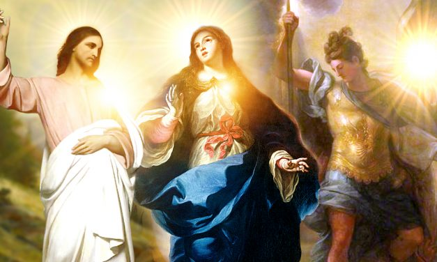 As Três Grandes VOZES do Céu